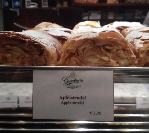 Gerstern Bakery. Since 1847. Great Strudel